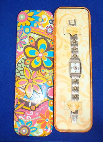 Watch-Vintage- Brighton- Ladies-silver