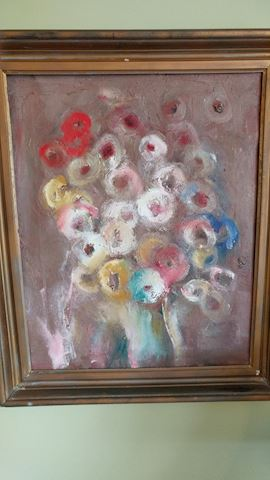 Charles Cagle, Original Painting Oil on Canvas