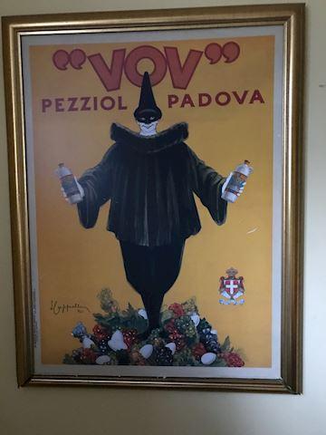 A Pezziol Padova Poster