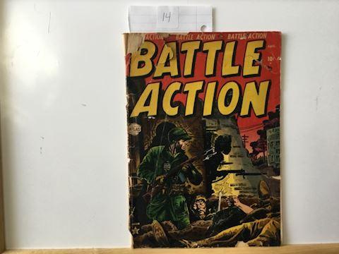 Battle action aug