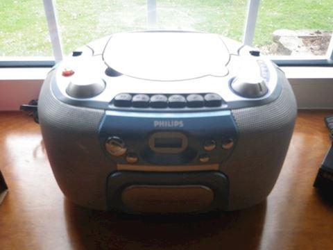 Phillips CD, Radio, and Cassette Plater