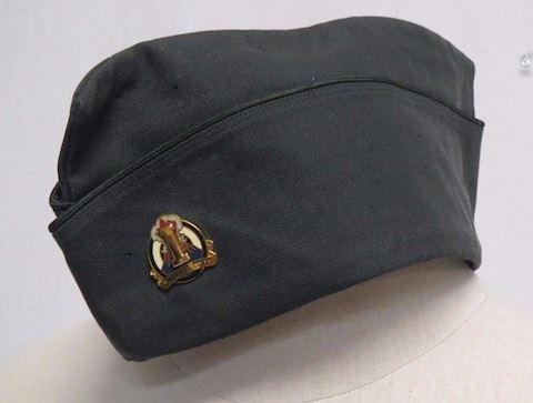 Vintage Army American Corps Garrison Cap Wool