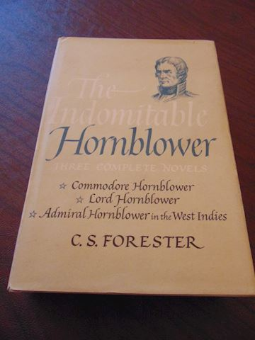 "4th Edition ""Hornblower"" vintage book"