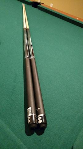 Viper Pool Cue Sticks, Set