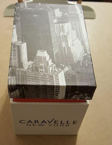 Brand New Caravelle Designer Watch