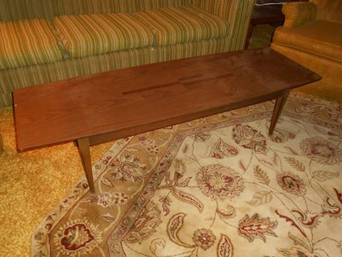 Mid-Century coffee table