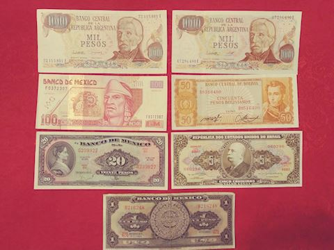 Currency Collectable