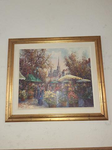 Colin Maxwell Parsons Artwork Cinderella's Castle