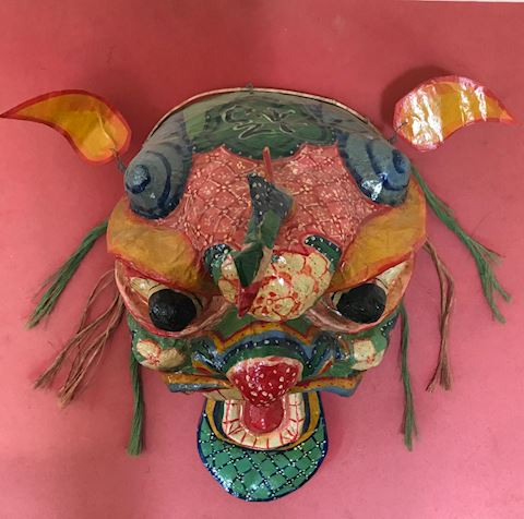 Funky mask