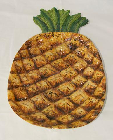 Pineapple-shaped Serving Platter