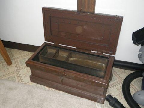 Tool Box with Key
