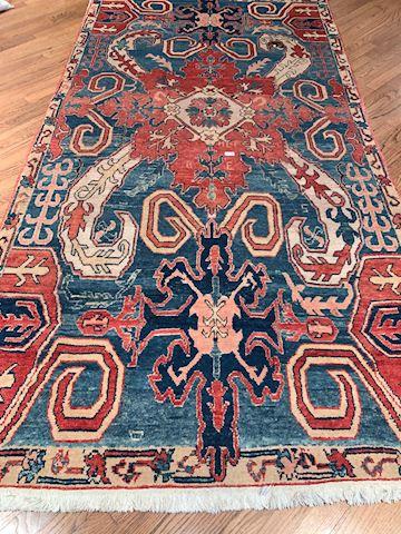 Lot 0119 Kurdistan Oriental Rug