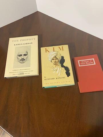 Liv.   505.    Set of 3 Books