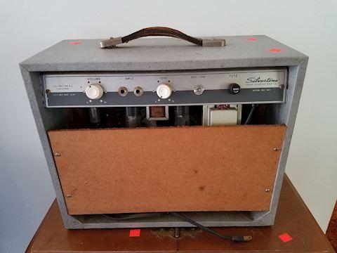 Sears Silvertone Danelectro VTG Guitar Amp
