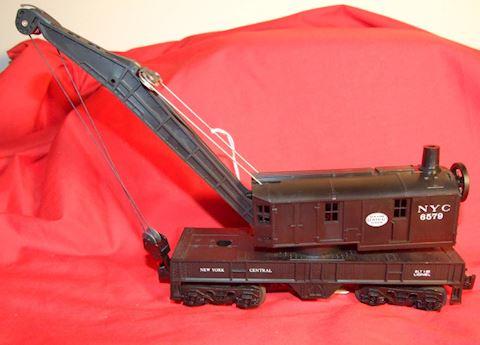 6579 Lionel Crane Car 1985/86