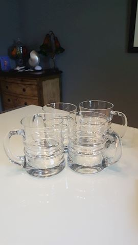 423003 Set of 4 Beer Glasses