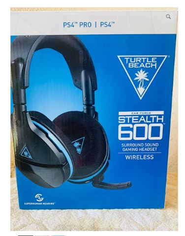 Wireless Surround Sound Gaming Headset PlayStation