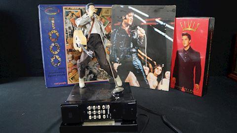 Lot #81 Elvis Presley Memorabilia Pack