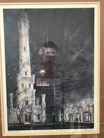 2 Tom Lynch Prints