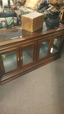 Sofa Table Cabinet - #1040