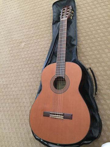 Greco Acoustic Guitar