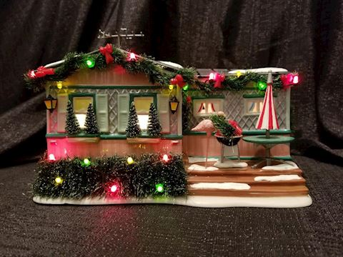 Department 56 Lot 57, Christmas Court