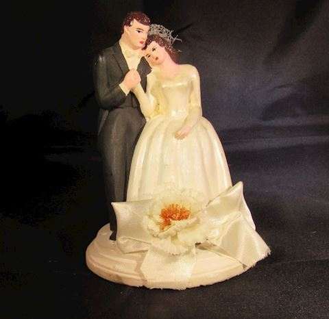 1947 Wedding Cake Topper