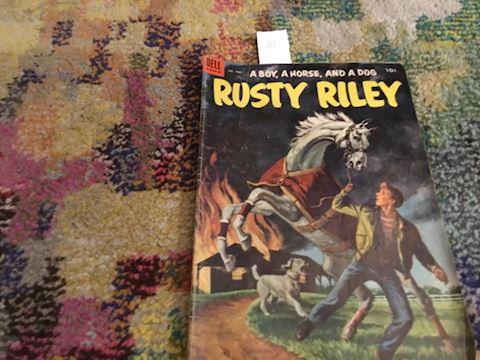 Rusty Riley