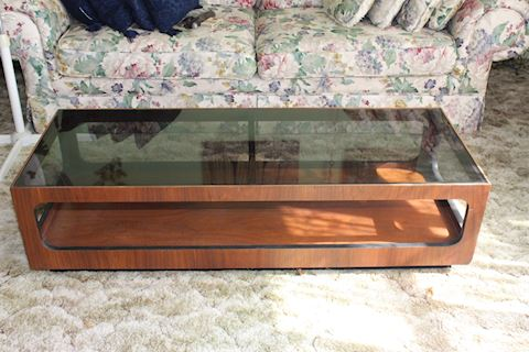 Lane Alta Vista Mid century modern Coffee Table