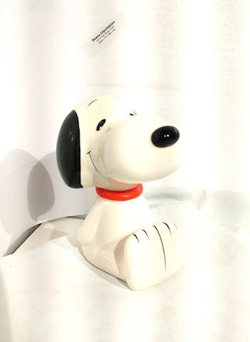 Snoopy Coin Bank