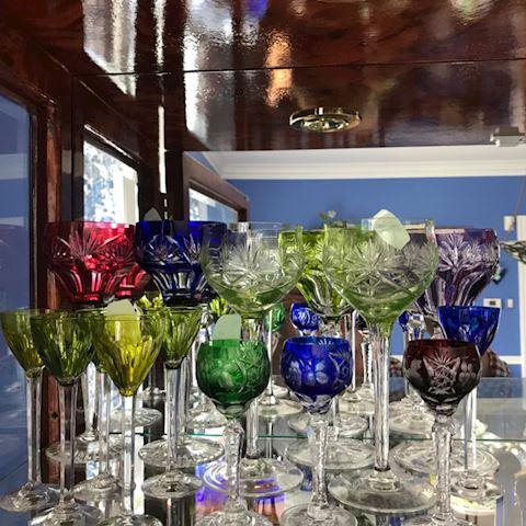 Bohemian glass group