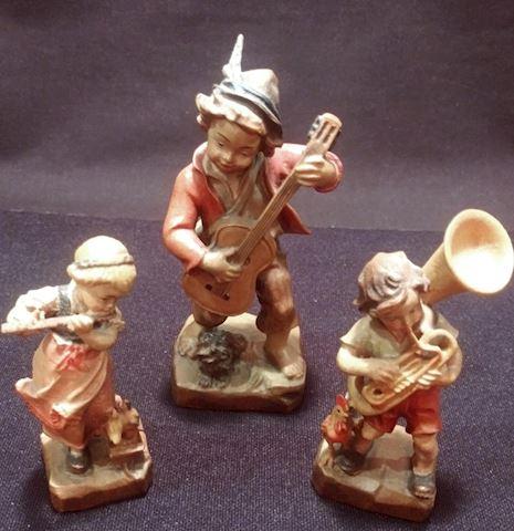 Holzschnitzerel Miniature