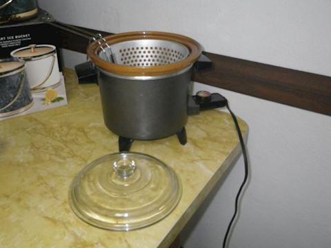 Small Daizey Deep Fryer