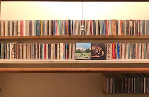 Over 400  Rock CD's