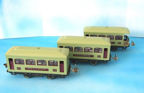 529/530 PUMAN AND  OBSERVATION CARS