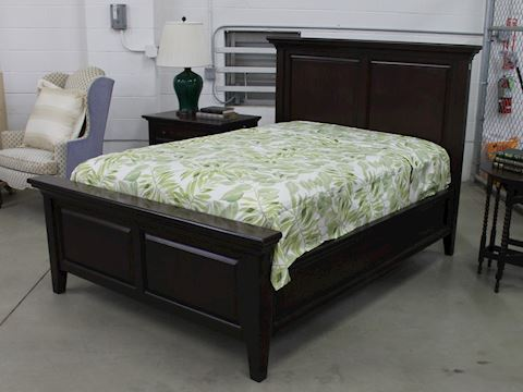 Pottery Barn Hudson Full Size Bedframe