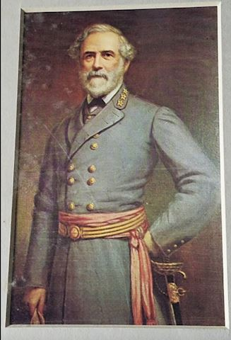 Confederate General Robert E Lee Theodore