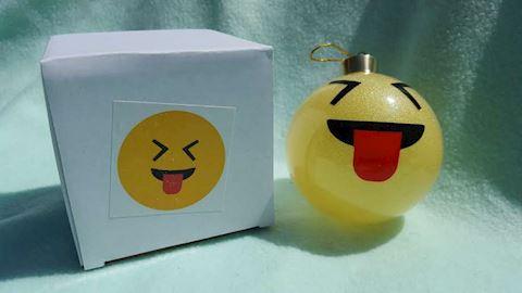 Emoji Ornament - 5