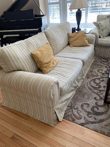 Sofa & Loveseat, Set