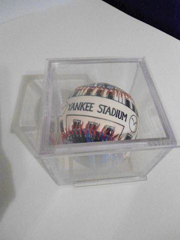 New York Yankee Stadium Ball