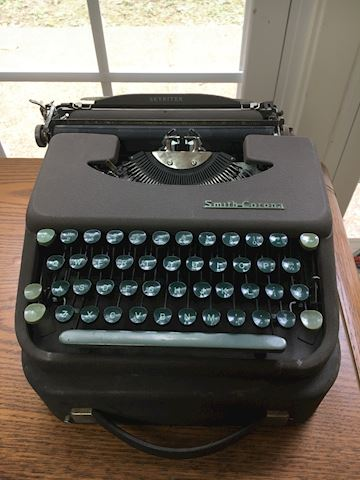 Smith-Corona Skyriter Typewriter