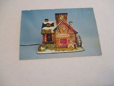 Hufert's Christmas Village