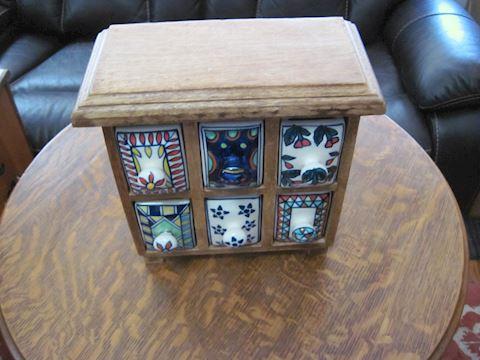 Table Top Storage Box