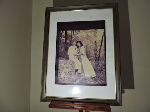 Grand Ole Opry Wilma & Stoney Cooper Album Photo