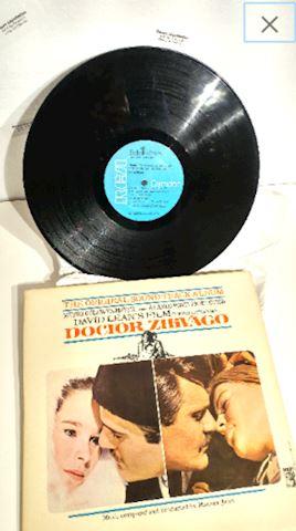 Album Vinyl Maurice Jarre