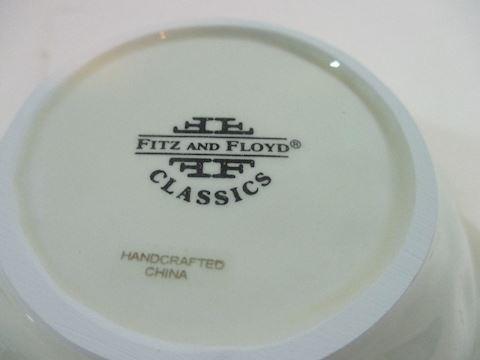 Fitz & Floyd Classic -Garden Rhapsody Poppuri Bowl