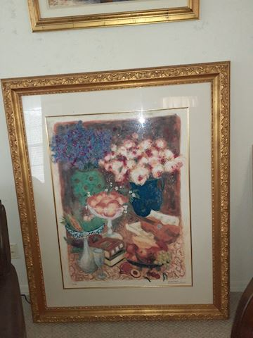 Large Marisol Bustemante Artwork
