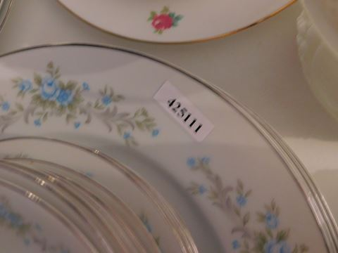 111 Fine China Royal Court Dish Set
