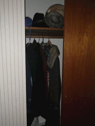 Contents of Coat Closet