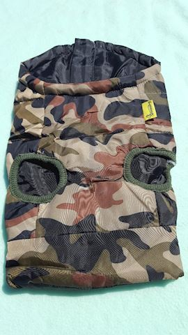 Camo for your pooch
